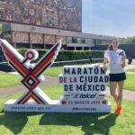 Presentan playera y medalla del Maratón de la Ciudad de México Telcel