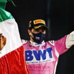 Checo Pérez llega a Red Bull para el 2021